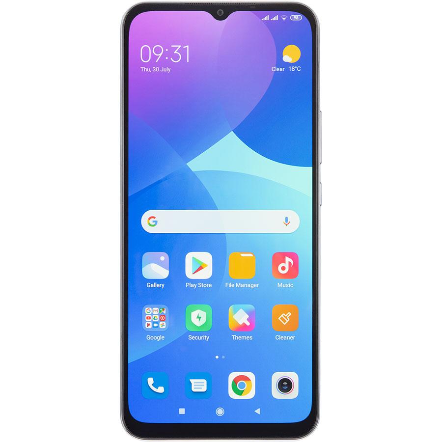 Xiaomi Mi 10 Lite 5G - Vue de face