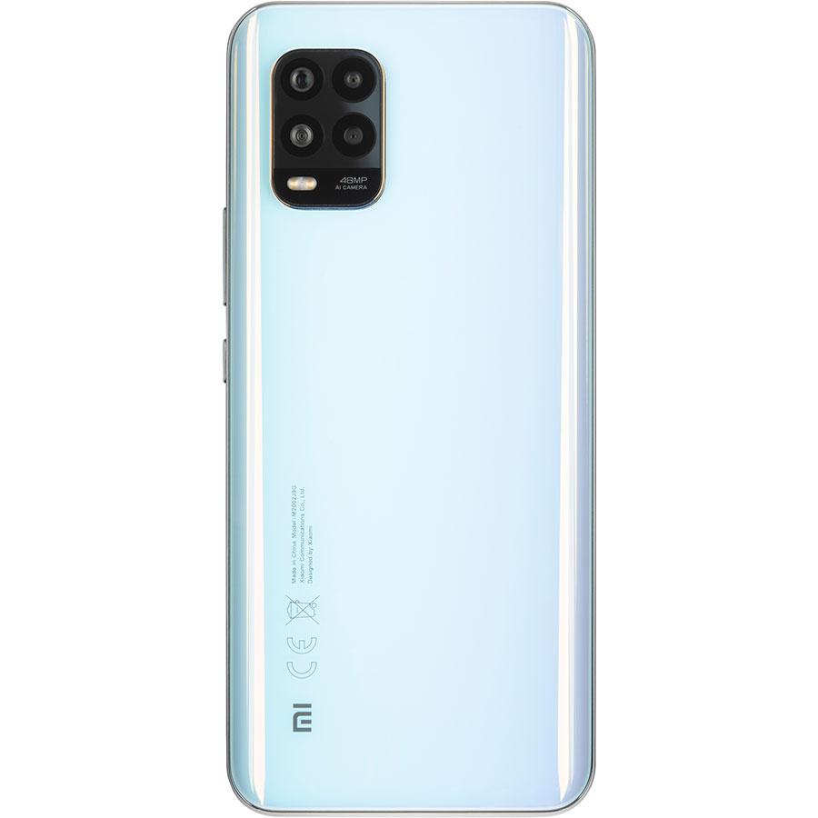 Xiaomi Mi 10 Lite 5G - Vue de dos