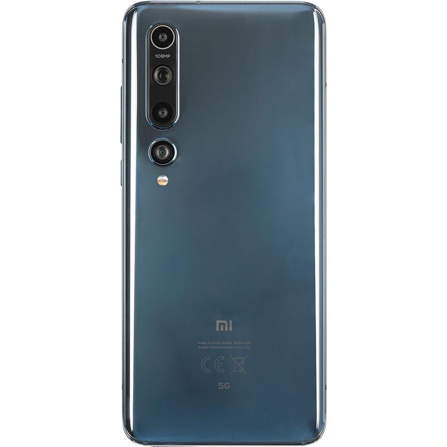 Xiaomi Mi 10 - Vue de dos