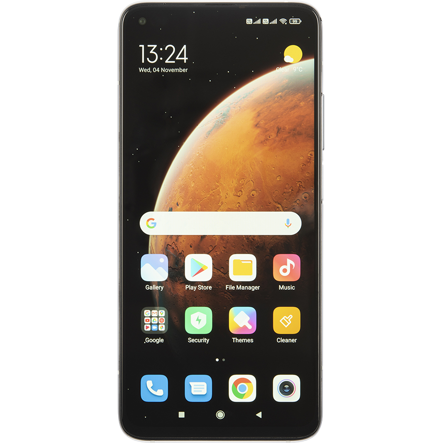 Xiaomi Mi 10T - Vue de face