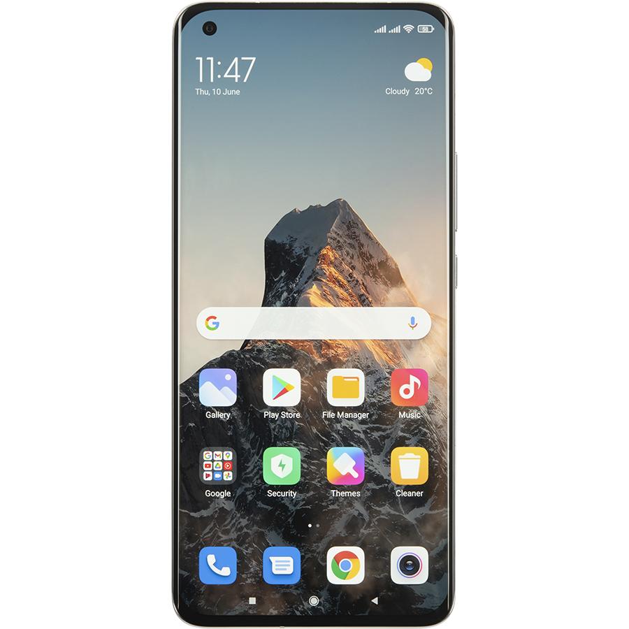 Xiaomi Mi 11 Ultra - Vue de face