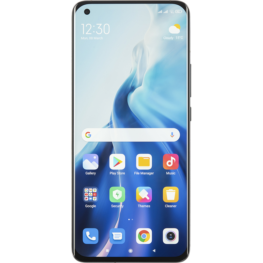 Xiaomi Mi 11 - Vue de face