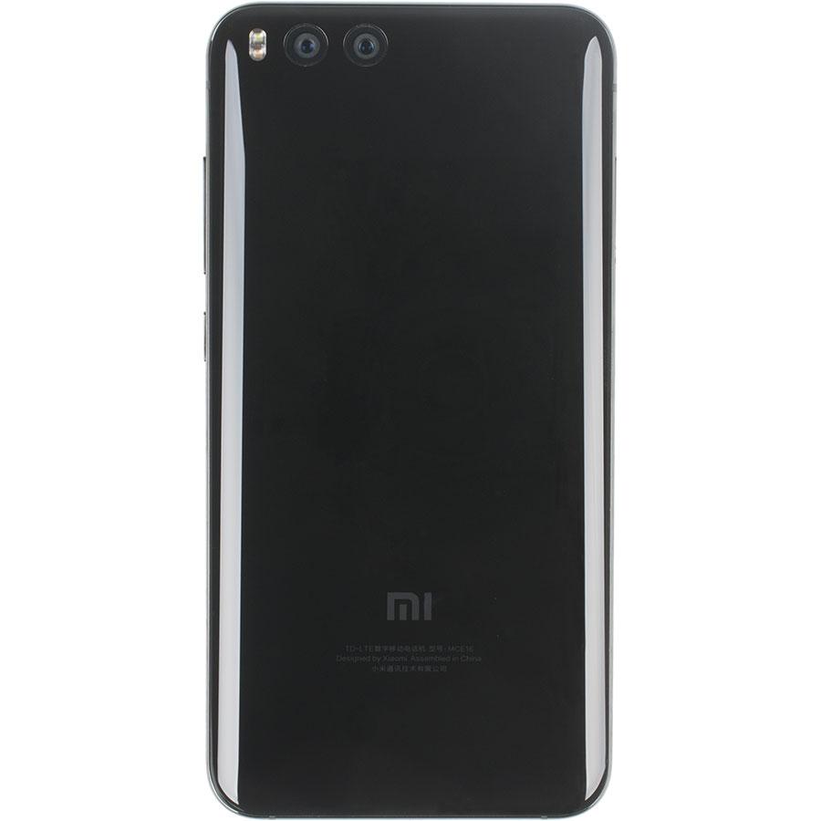 Xiaomi Mi 6 - Vue de dos