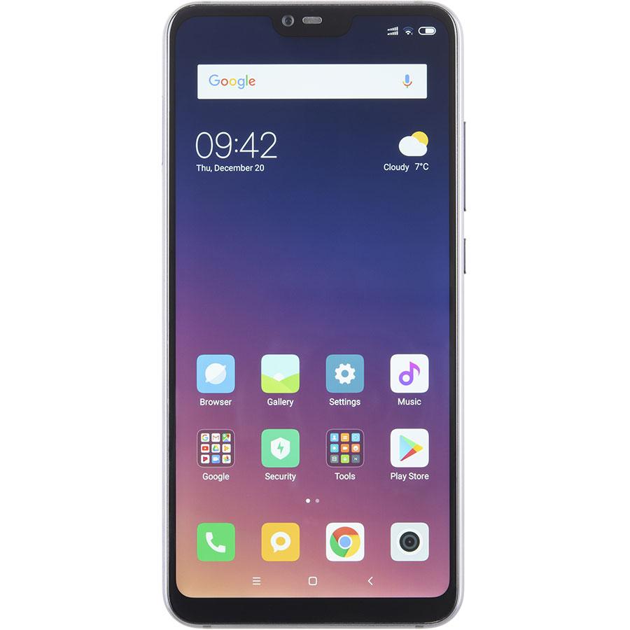 Xiaomi Mi 8 Lite - Vue de face