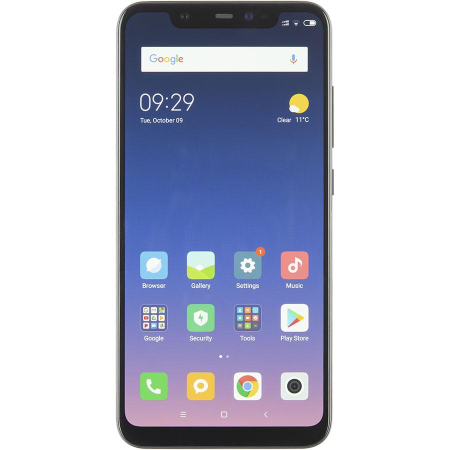 Xiaomi Mi 8 - Vue de face