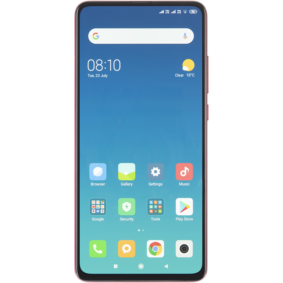 Xiaomi Mi 9T - Vue de face