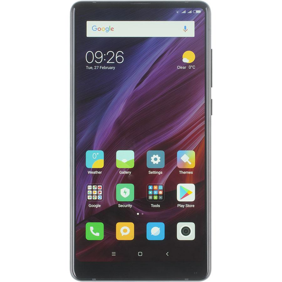 Xiaomi Mi Mix 2 - Vue de face