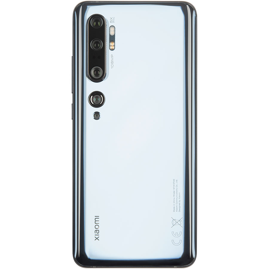 Xiaomi Mi Note 10 - Vue de dos