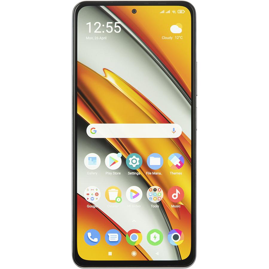 Xiaomi Poco F3 - Vue de face