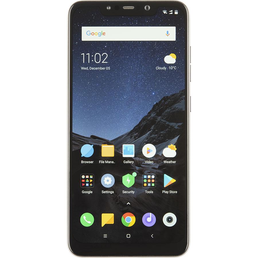 Xiaomi Pocophone F1 - Vue de face