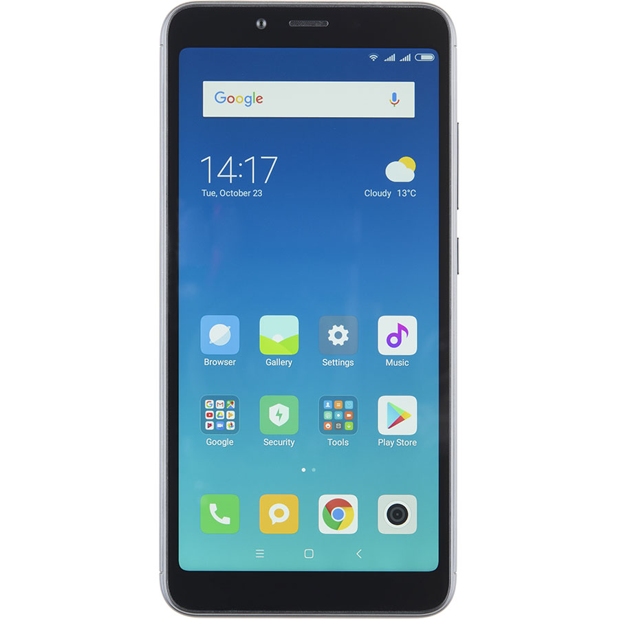 Xiaomi Redmi 6a - Vue de face