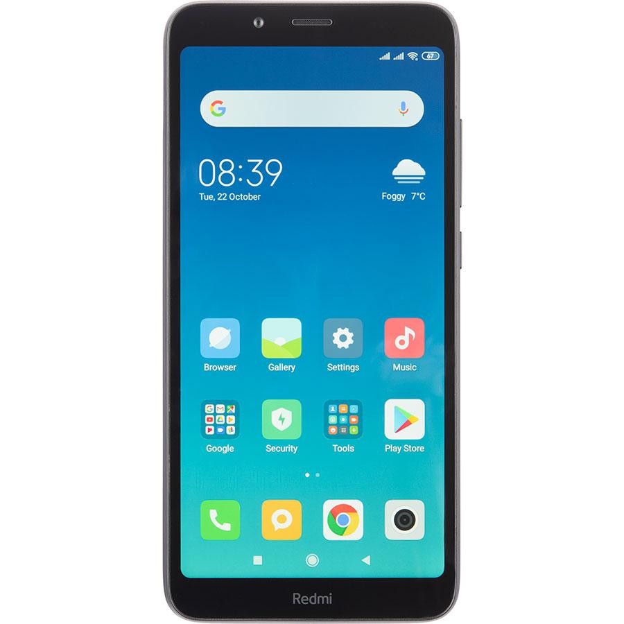 Xiaomi Redmi 7a - Vue de face