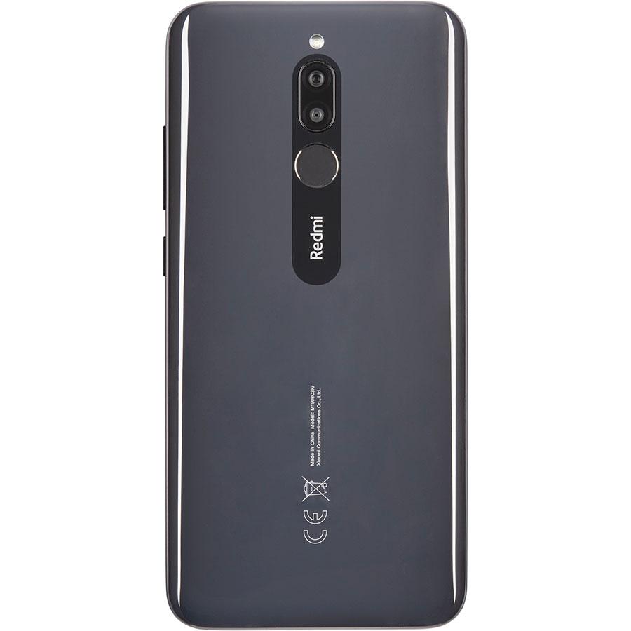 Xiaomi Redmi 8 - Vue de dos
