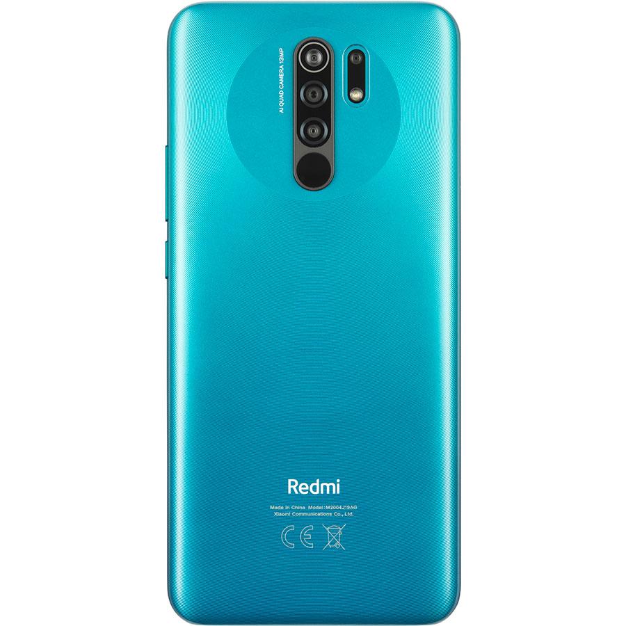 Xiaomi Redmi 9 - Vue de dos