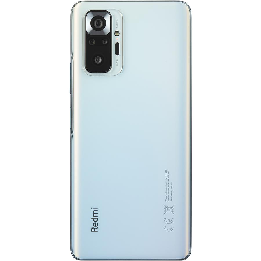 Xiaomi Redmi Note 10 Pro - Vue de dos