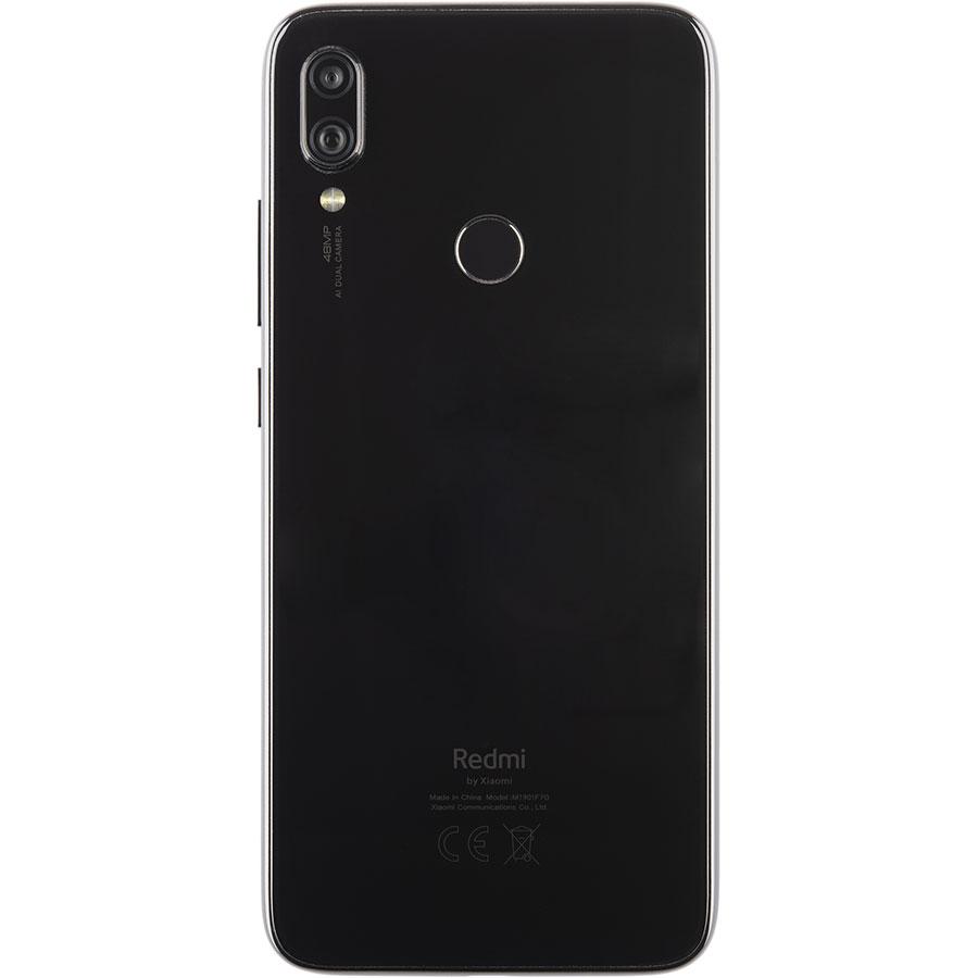 Xiaomi Redmi Note 7 - Vue de dos