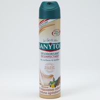 Sanytol Désodorisant, désinfectant - Écorce de pin et citron vert