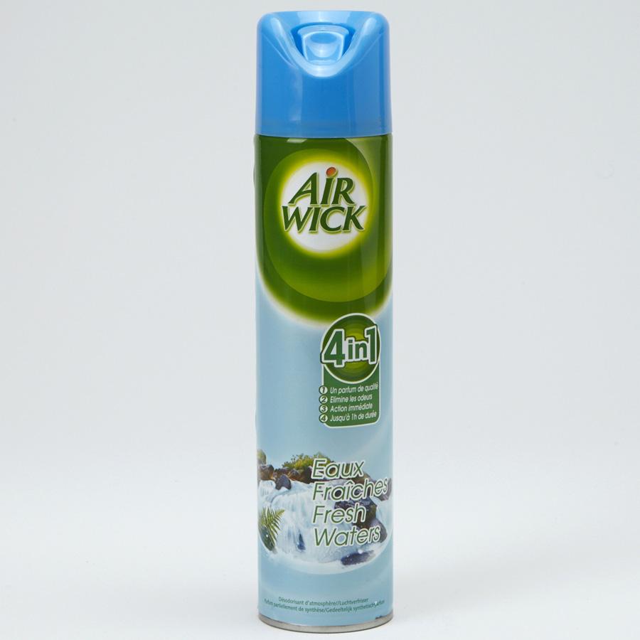 Air Wick 4 in 1 - Eaux fraîches -