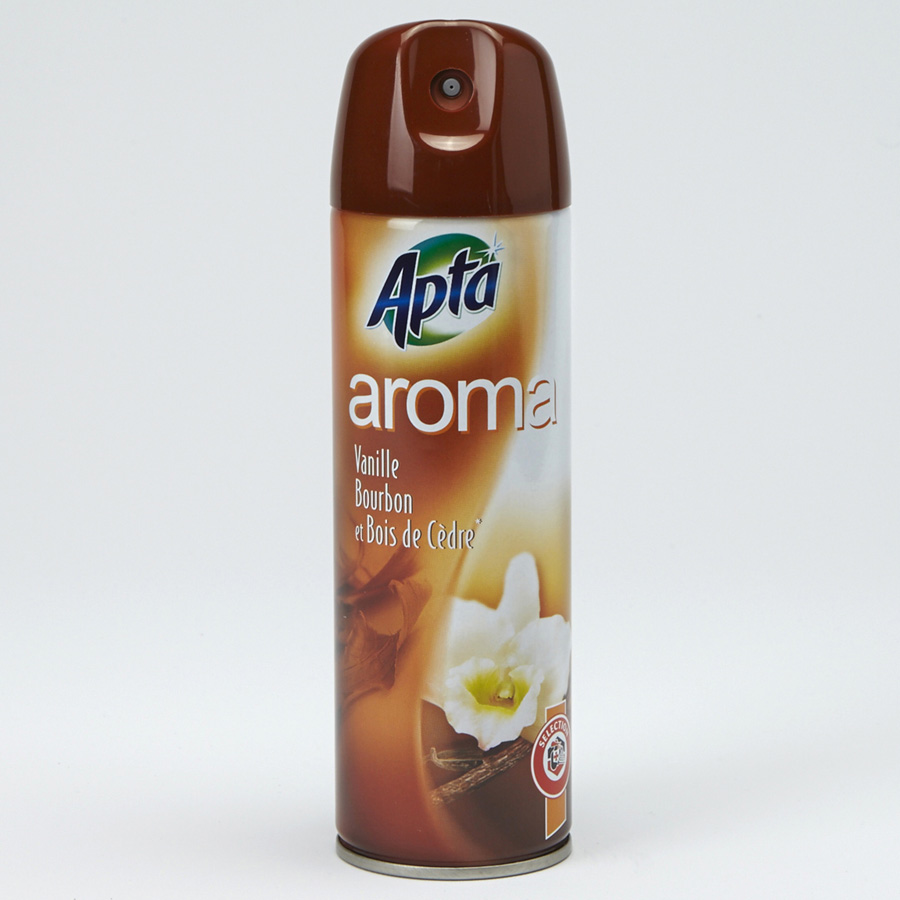 Apta (Intermarché) Vanille bourbon et bois de cèdre  -