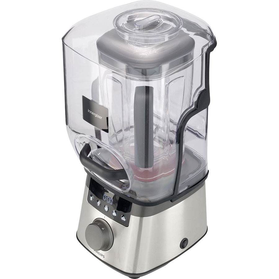 Philips HR3868 high speed Innergizer - Vue principale avec le dôme antibruit