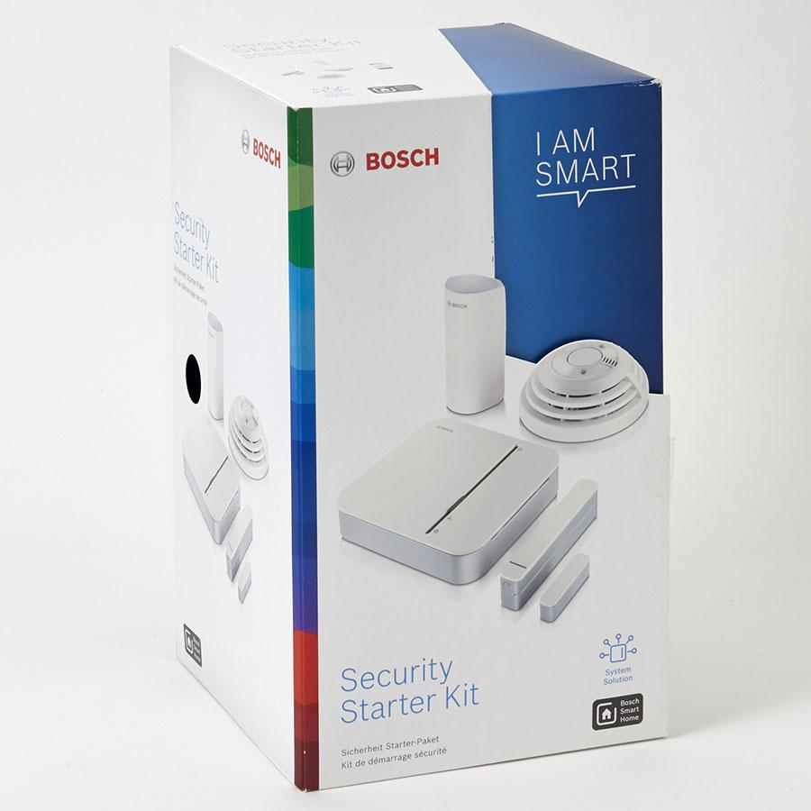 Bosch Kit de démarrage sécurité -