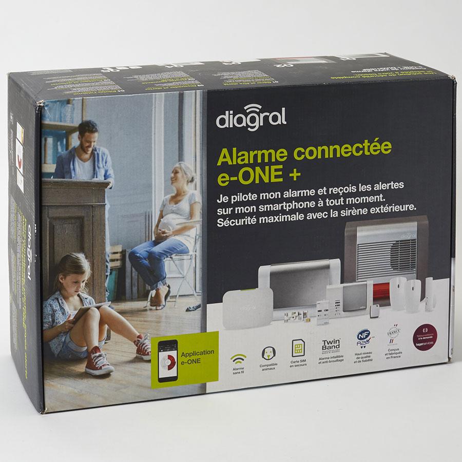 Diagral e-One+ (DIAG12CSF) -