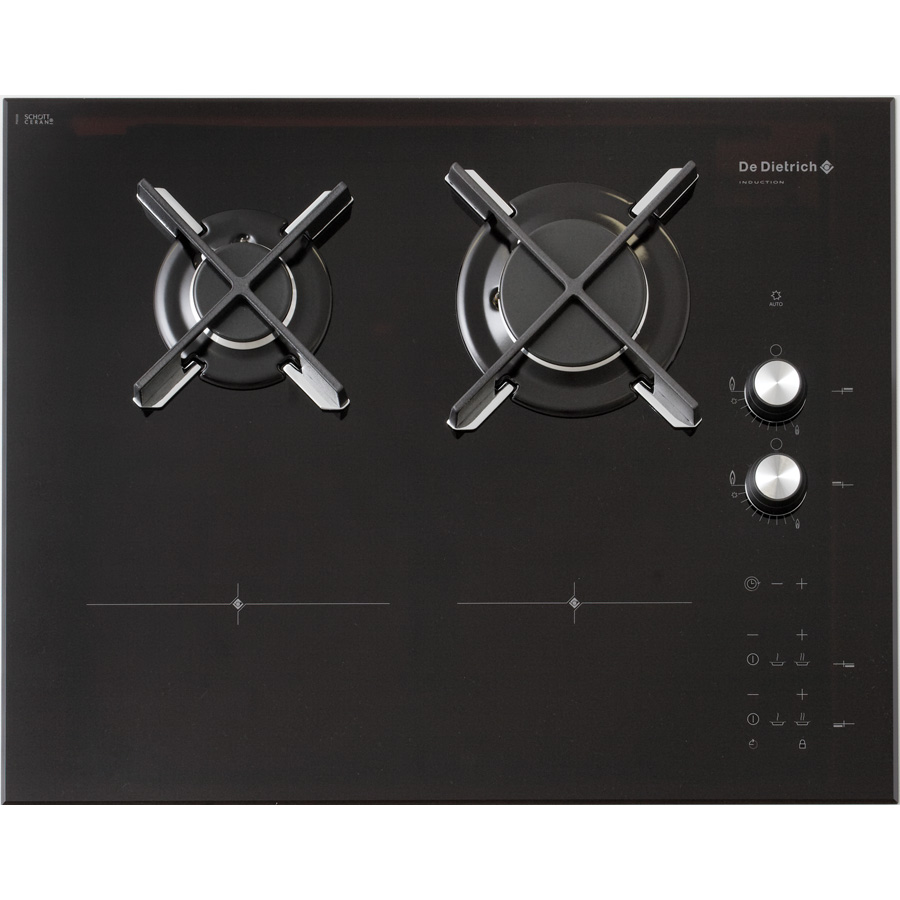 Test de dietrich dti1102v tables mixtes induction et gaz ufc que choisir - Table de cuisson gaz induction ...