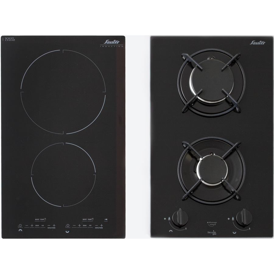 Test sauter sti965b tables mixtes induction et gaz ufc que choisir - Table de cuisson gaz induction ...