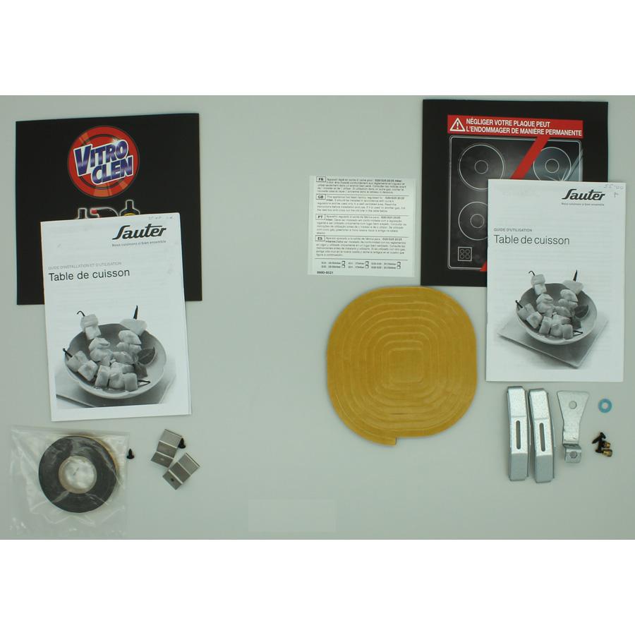 Test sauter sti965b tables mixtes induction et gaz ufc - Table de cuisson mixte gaz et induction ...