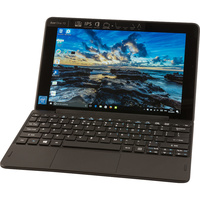 Acer Acer One 10 S1003 - Vue avec le clavier
