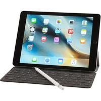 Apple iPad Pro 9.7 4G - Vue avec le clavier et le stylet