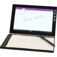 Lenovo Yoga Book Windows  - Utilisation du stylet