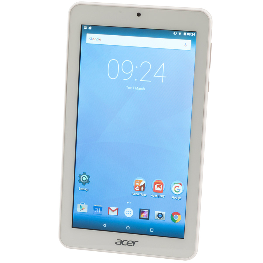 Acer Iconia One 7 B1-770 - Vue principale