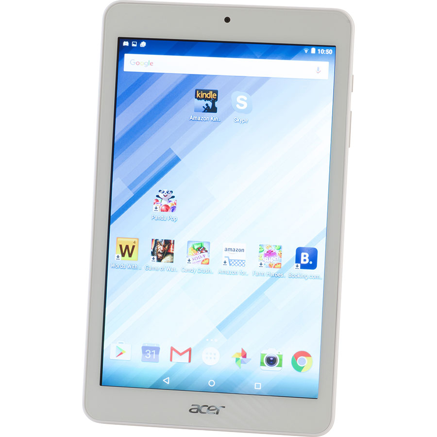 Acer Iconia One 8 - Vue principale