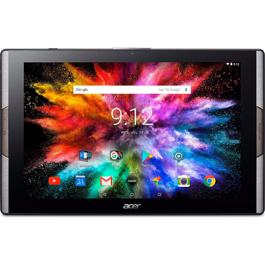 Acer Iconia Tab 10 A3-A50 - Vue principale