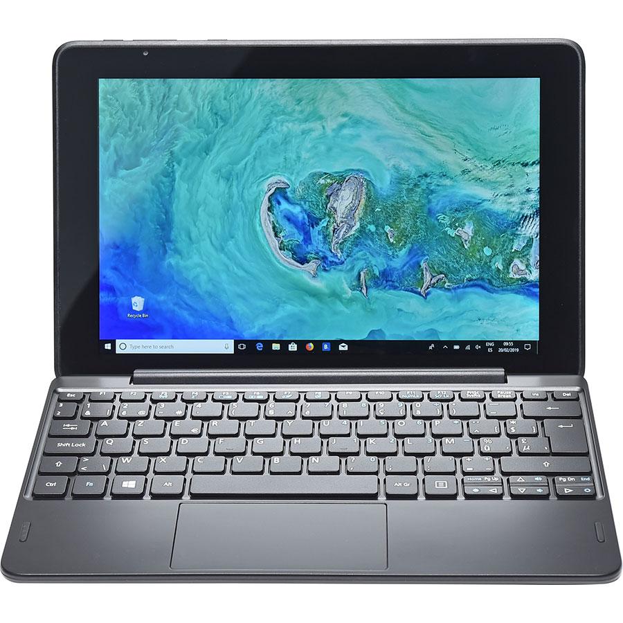 Acer One 10 - Vue avec le clavier