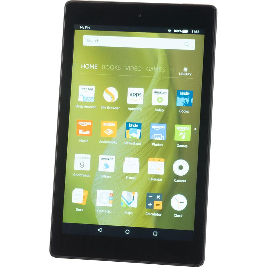 Amazon Kindle Fire HD 8 - Vue principale