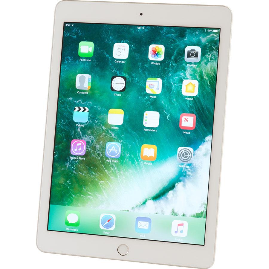 test apple ipad 2017 tablette tactile ufc que choisir. Black Bedroom Furniture Sets. Home Design Ideas