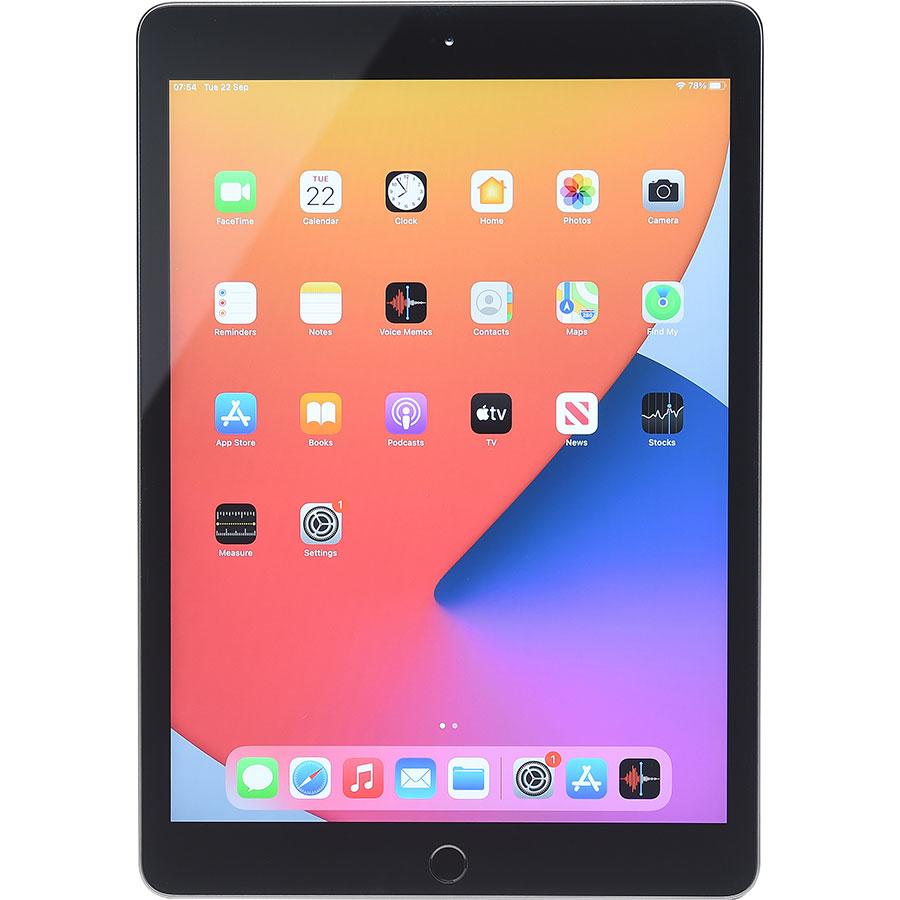 Apple iPad 2020 - Vue de face