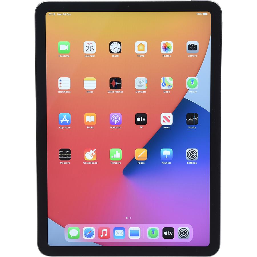 Apple iPad Air 2020 - Vue de face à la verticale