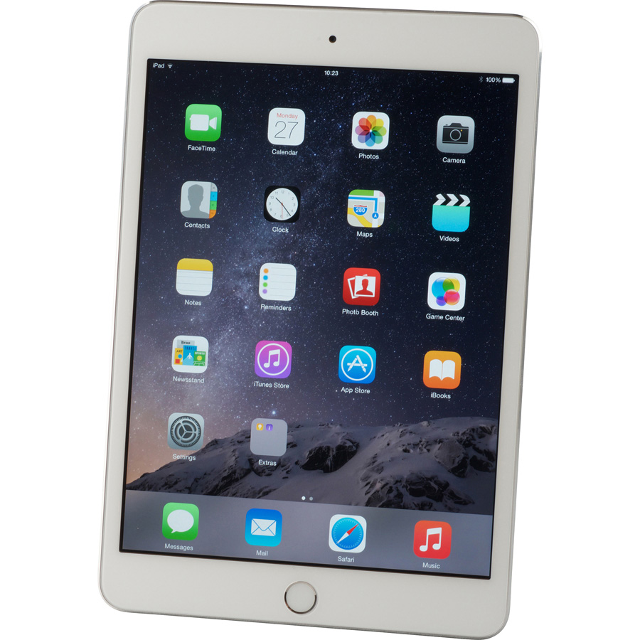 Apple iPad Mini 3 Wifi + 4G - Vue principale