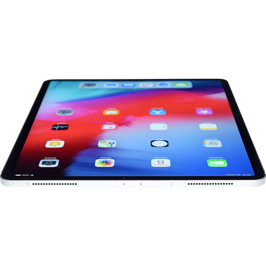 "Apple iPad Pro 2018 12,9"" Cellular - Bouton de démarrage"
