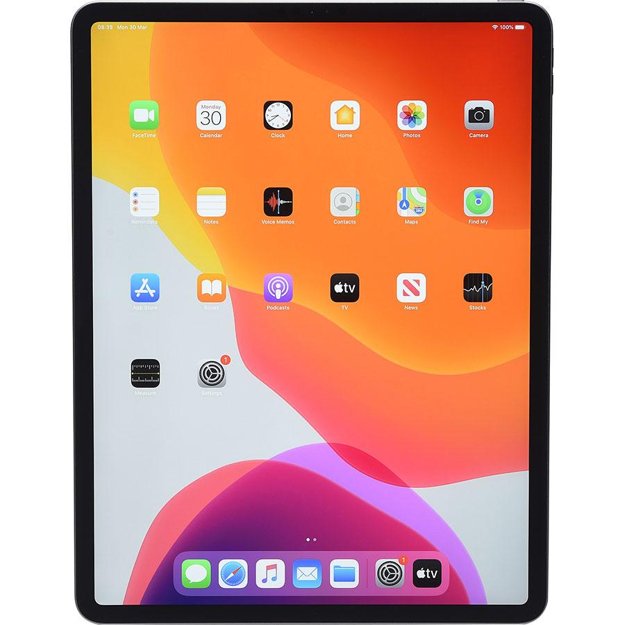 """Apple iPad Pro 2020 12,9"""" - Vue de face"""