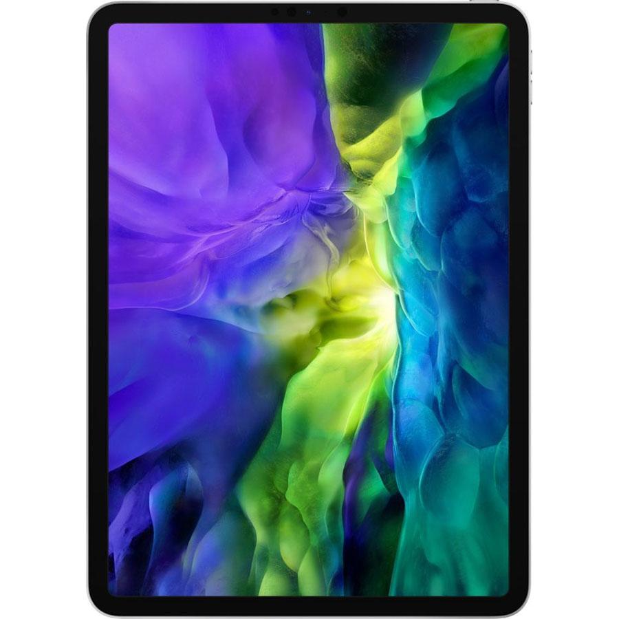 """Apple iPad Pro 2021 11"""" - Vue de face à la verticale"""