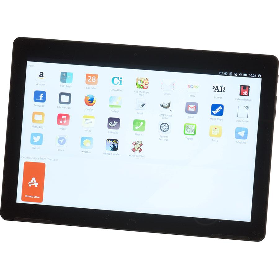 BQ Aquaris M10 Ubuntu Edition Full HD - Vue principale