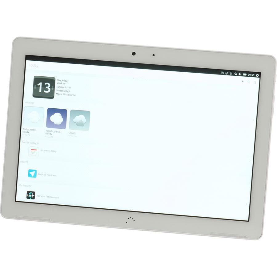 BQ Aquaris M10 Ubuntu Edition HD - Vue principale