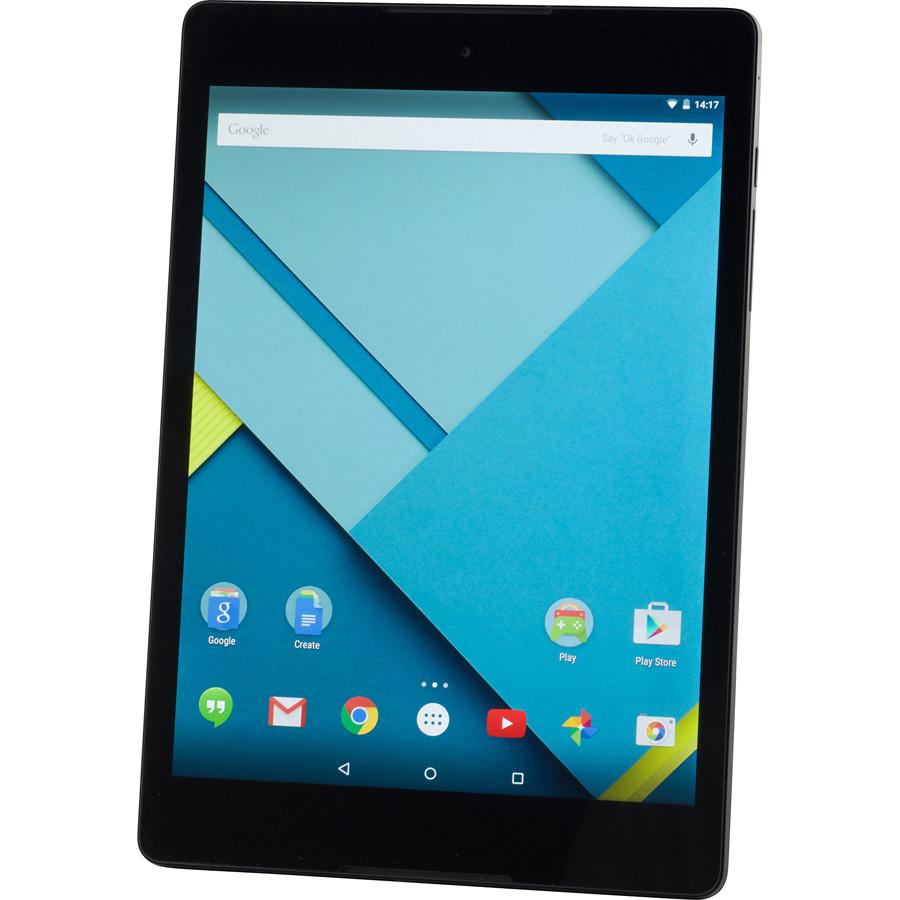 Google Nexus 9 - Vue principale