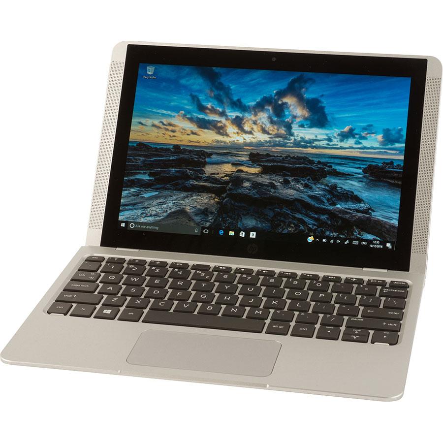 HP x2 10-p000nf - Vue avec le clavier