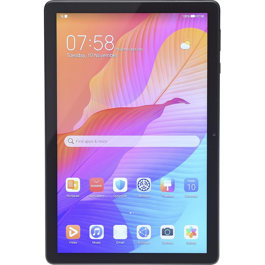 Huawei MatePad T10s - Vue de face à la verticale