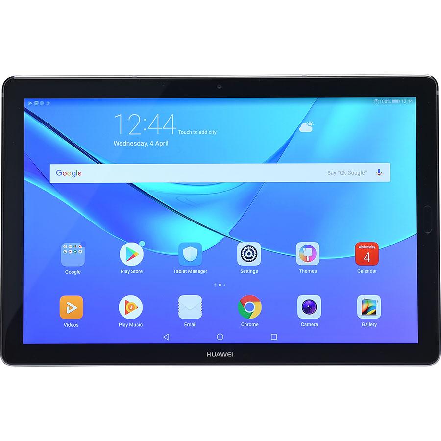 "Huawei Mediapad M5 10""(*7*) - Vue de face à l'horizontal"